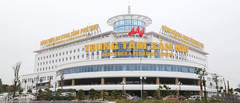 Trung Tam San Nhi Phu Tho