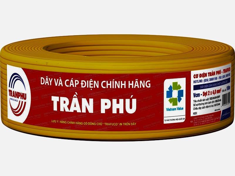 Dai Ly Day Cap Dien Tran Phu Tai Ha Noi