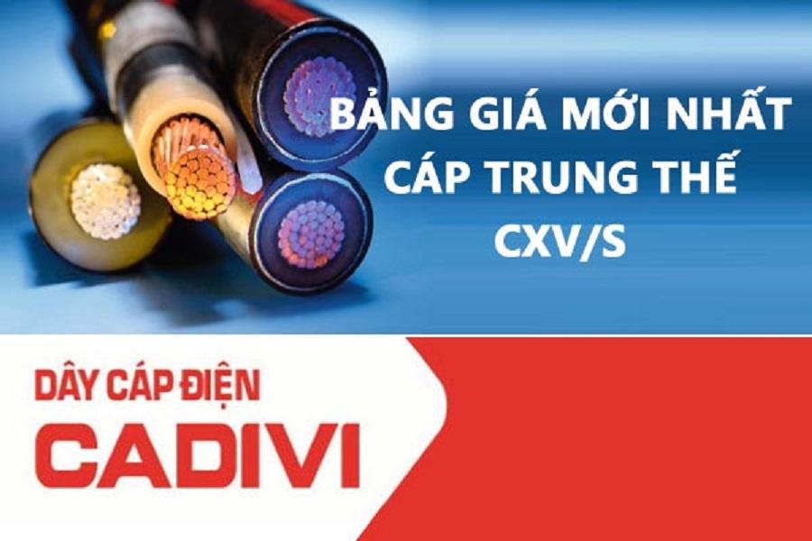 Mua Cap Trung The Cadivi Gia Tot Tai Ha Noi Hinh1